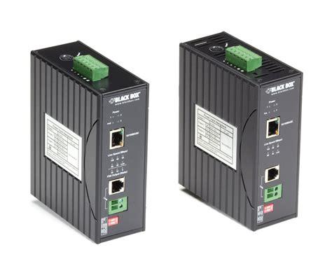 ethernet extender ethernet extender kit industrial poe black box