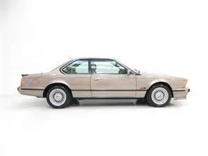 1989 Bmw 635csi 1989 Bmw 635 Csi Highline Coupe For Sale Classic Cars