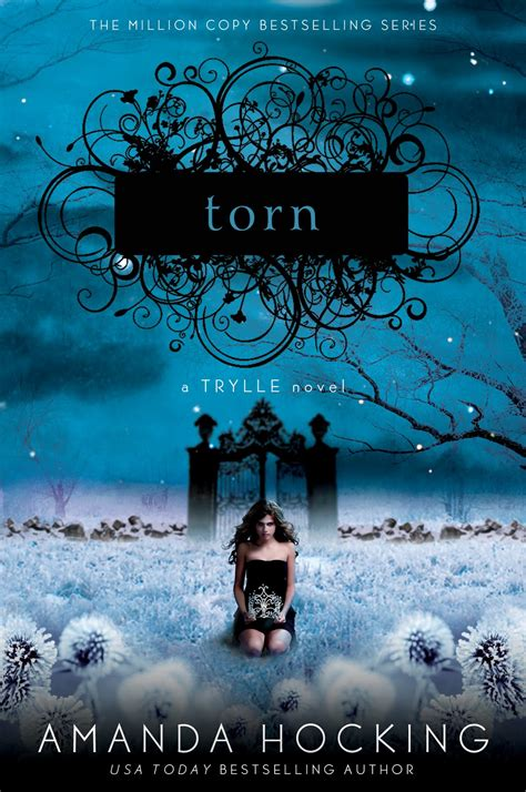 torn torn series usa today reveal s amanda hocking s trylle series book