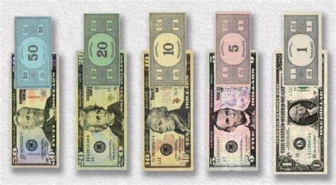 monopoly money colors wierd news pictures and proof of our insanity