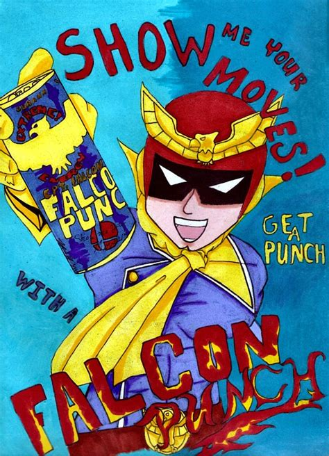Xenergy Energy Drink Kicks And Punches Its Way Onto by Falcon Punch By Kajistar On Deviantart