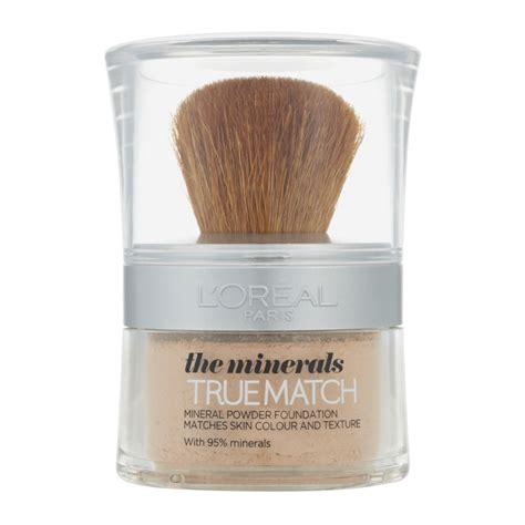 L Oreal True Match l or 233 al true match minerals 10g feelunique
