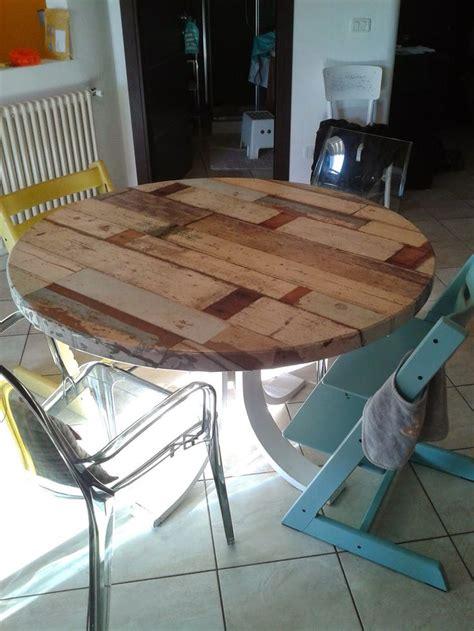tavolo legno invecchiato oltre 1000 idee su legno invecchiato su legno