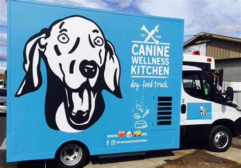 food truck design melbourne melbourne now has a food truck for dogs broadsheet
