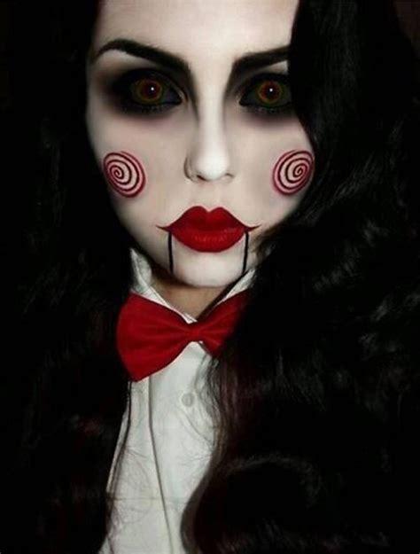 creative  colorful halloween makeup incredible snaps