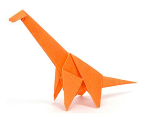 Origami Dinosaur Brontosaurus - origami dinosaur brontosaurus driverlayer search engine