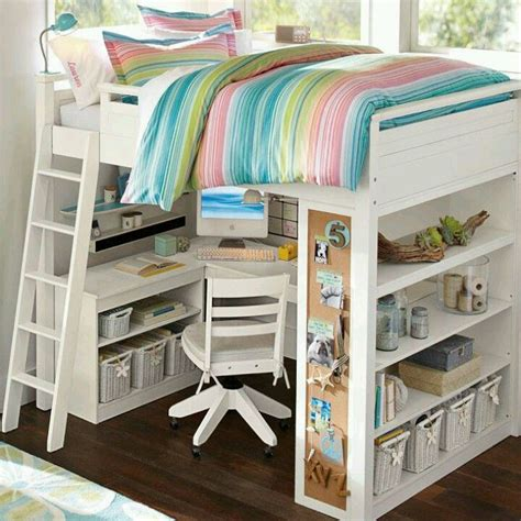 teenage bedroom furniture with desks 17 best ideas about desk under bed on pinterest toddler