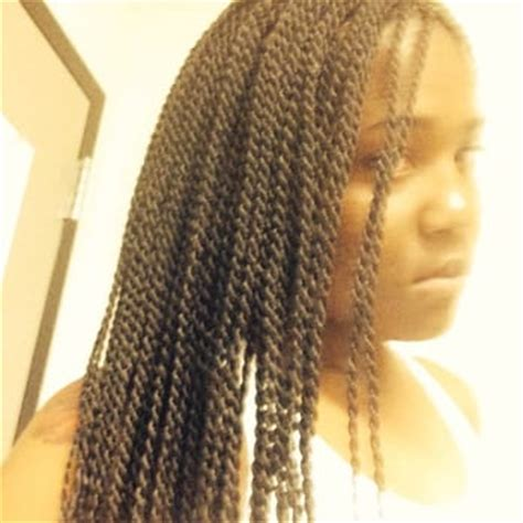 shoulder length senegalese twists braids plus la mesa la mesa ca united states yelp