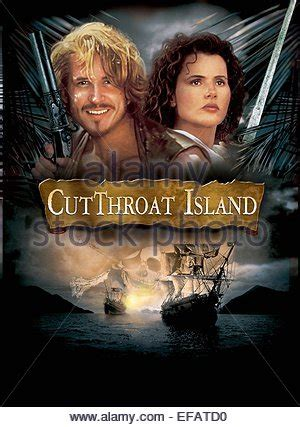matthew modine cutthroat island matthew modine geena davis cutthroat island 1995 stock