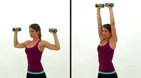 Barbel Untuk Wanita cara mengecilkan lengan dengan mudah dan cepat info
