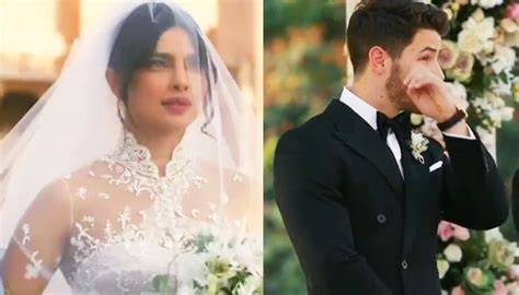 priyanka chopra wedding religion priyanka chopra and nick jonas s wedding nick jonas got