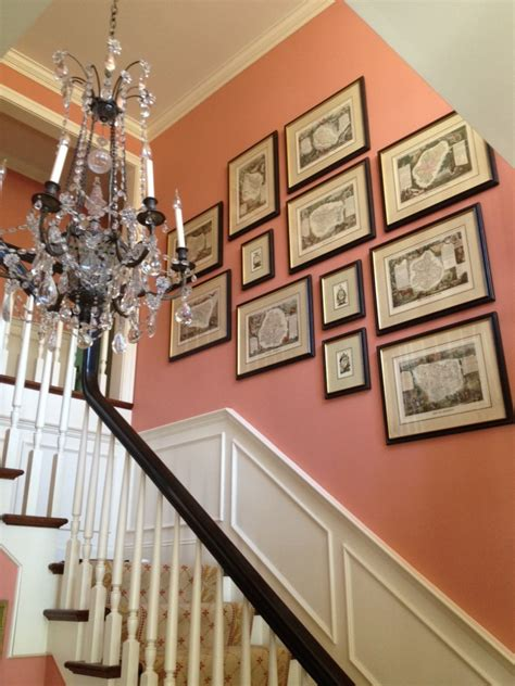 how to arrange pictures on a wall without frames how to arrange art on your walls