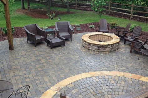 Ideas For Paver Patios Design Cheap Backyard Patio Designs Architectural Design