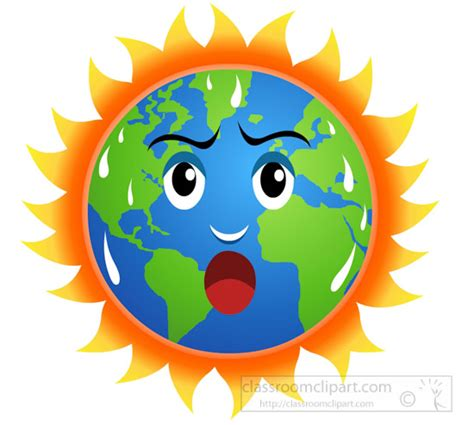 global warming clipart geography clipart global warming pencil and in color