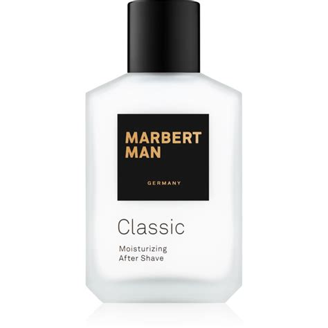 best classic aftershave marbert classic after shave balm for 100 ml
