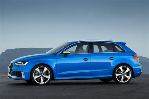 New Audi Rs3 by New Audi Rs3 Sportback 2017 Revealed Pictures Auto Express