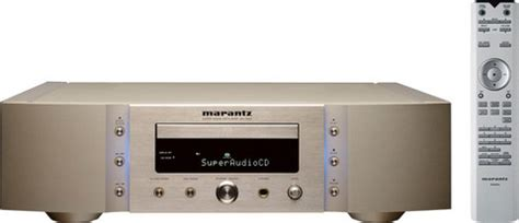 marantz sa 15s2 reference sacd player, gold finishes for