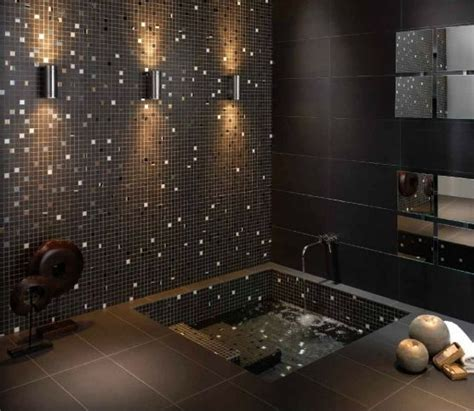 azulejos  banos pequenos modernos home bathroom