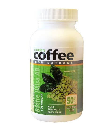 D Green Coffe 1 k 246 p green coffee hos