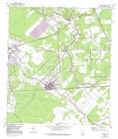 sweeny topographic map tx usgs topo 29095a6
