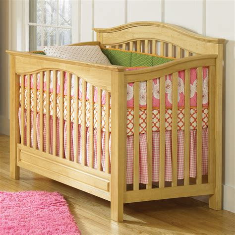 Colored Baby Cribs Amazing Colored Cribs 3 Wood Baby Crib Neiltortorella