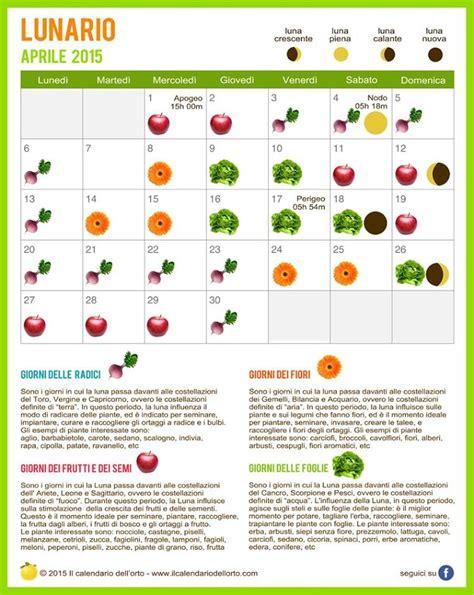 calendario semina fiori l orto di aprile marcheplace le marche in un