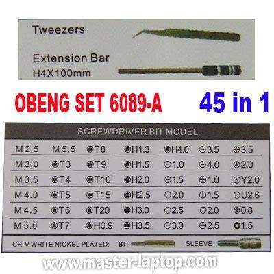 Obeng Set Untuk Laptop mobile version larger obeng set jk 6089 a 6089 c