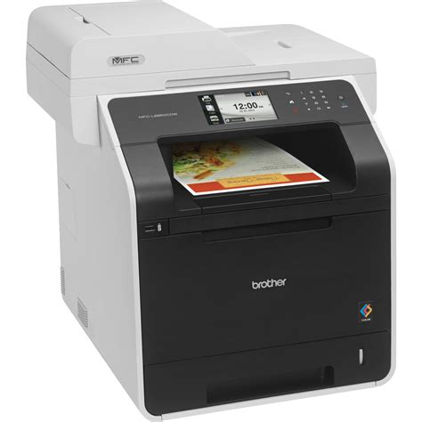 Brother Mfc L8850cdw Wireless Color All In One Mfc