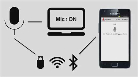android microphone cara membuat android menjadi microphone untuk komputer lemoot