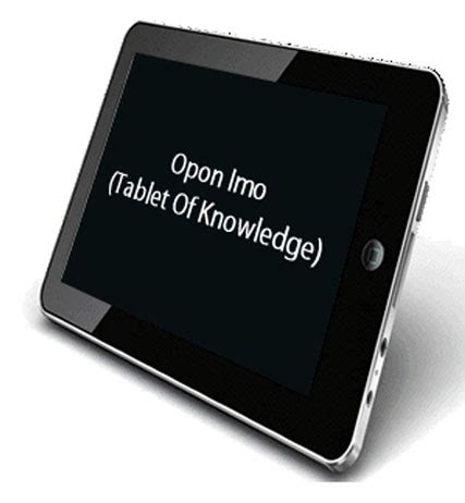 Tablet Imo education goes digital in osun with the launch of opon imo