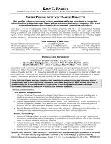 investment leaders investment banking resume