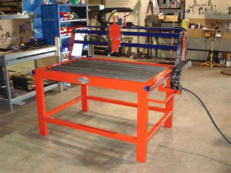 4x4 cnc plasma table giveaway cnc plasma router table from burntables