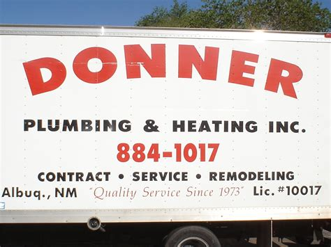 donner plumbing heating inc in albuquerque nm whitepages