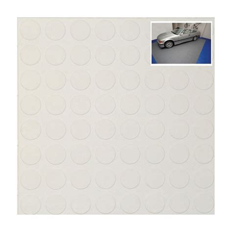 Interlocking Garage Floor Tiles Interlocking Garage Floor Tiles Coin Pattern Set Of 40 In Garage Floor Protection