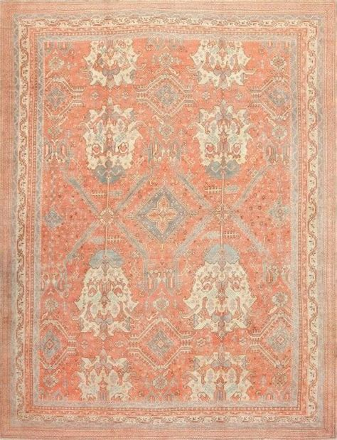 How Big Is A 4 By 6 Rug by 25 Best Ideas About Oushak Rugs On Pink