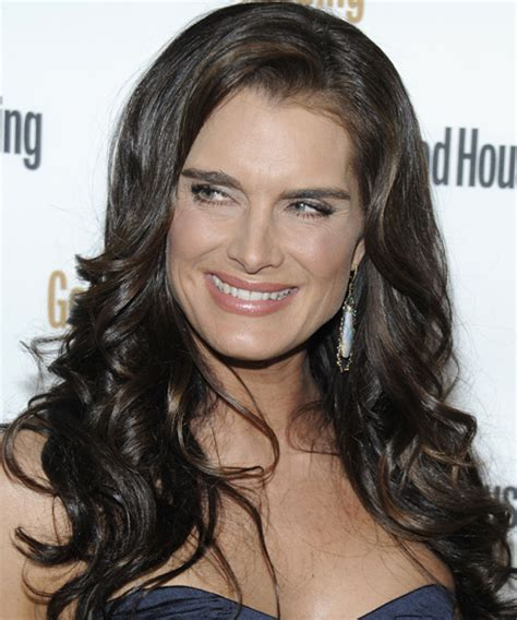 hair style that is popular for 2105 brooke shields hairstyles for 2018 celebrity hairstyles