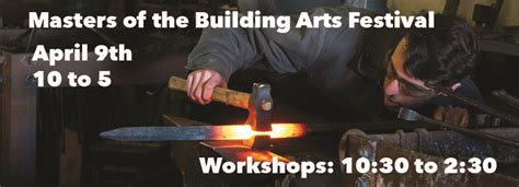 Is Mba Master Of Arts Or Science by 2016 Masters Of Building Arts Festival Sc Arts Hub