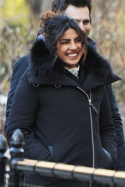 quantico le film priyanka chopra film scenes for quot quantico quot in nyc