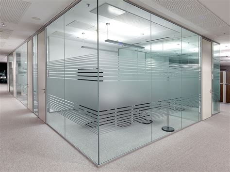 glass partition walls for home fort lauderdale glass partitions home office giant