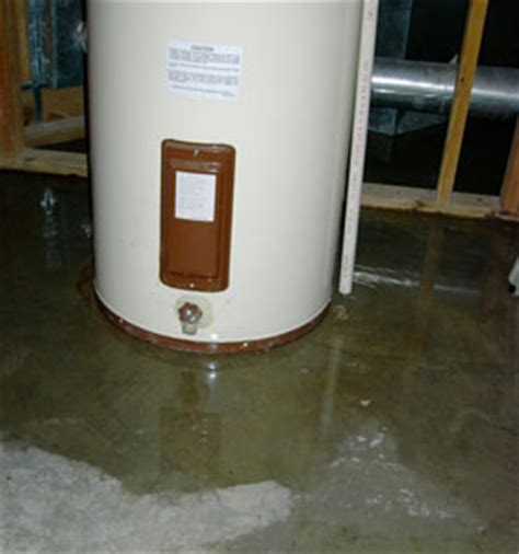 water heater leaking from the bottom? (do this)