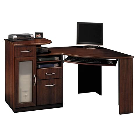 Bush Furniture Corner Desk By Oj Commerce 228 03 382 99 Bush Corner Desks
