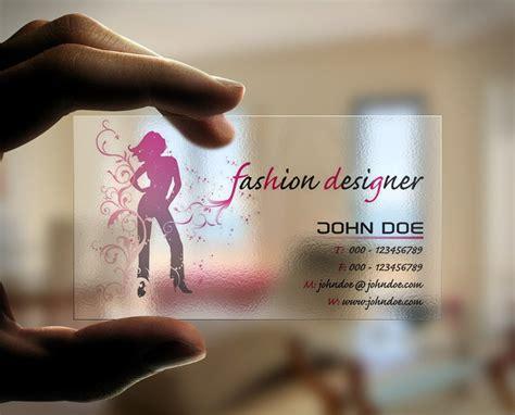 Fashion Visiting Card