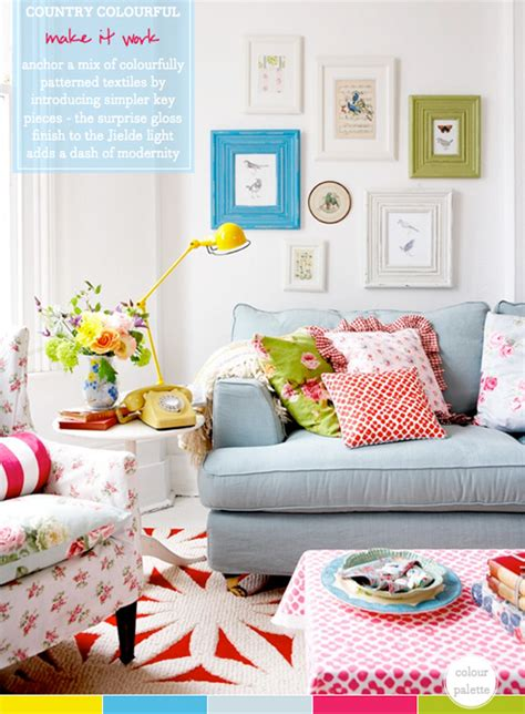 Country Living Room Colour Ideas Living Room On Country Living Rooms Country