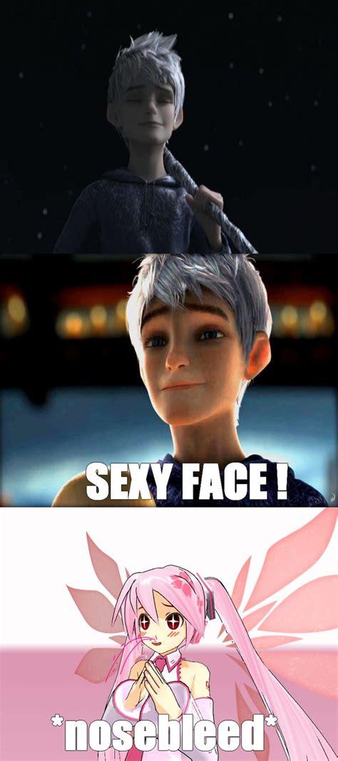 Sexy Face Meme - jack s sexy face by jackfrost lcda on deviantart