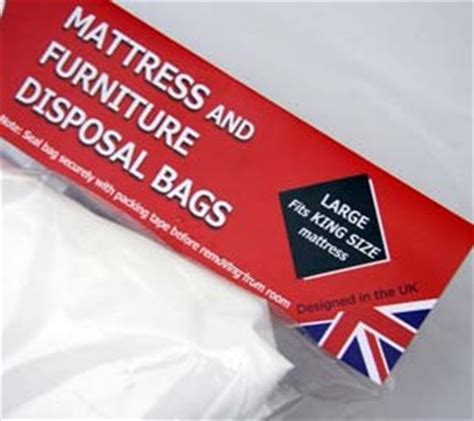 Mattress Disposal Bags by Mattress And Furniture Disposal Bag Large King Size