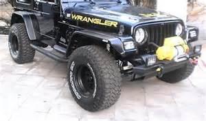 Jeep Wrangler Fenders For Sale Flat Design Jeep Wrangler Tj Fender Flares Made By Tag