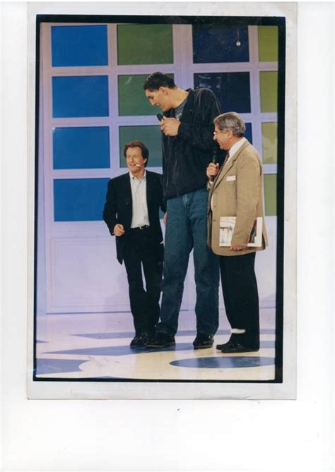 8 feet in inches radhouane charbib the tallest man tunisia