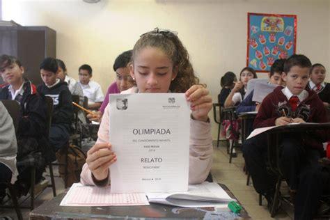 examenes de la olimpiada del conocimiento infantil 2016 sexto grado examen de la olimpiada 2016 newhairstylesformen2014 com