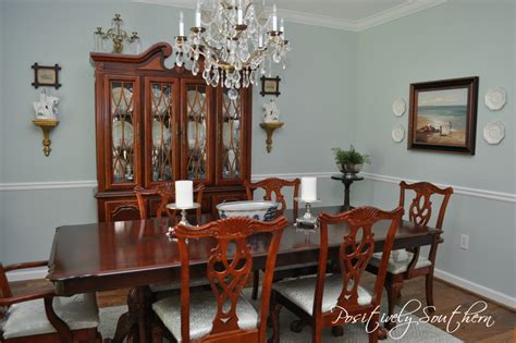 southern dining rooms positively southern the dining room updated