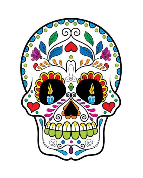 sugar skull print home d 233 cor sweetness of by